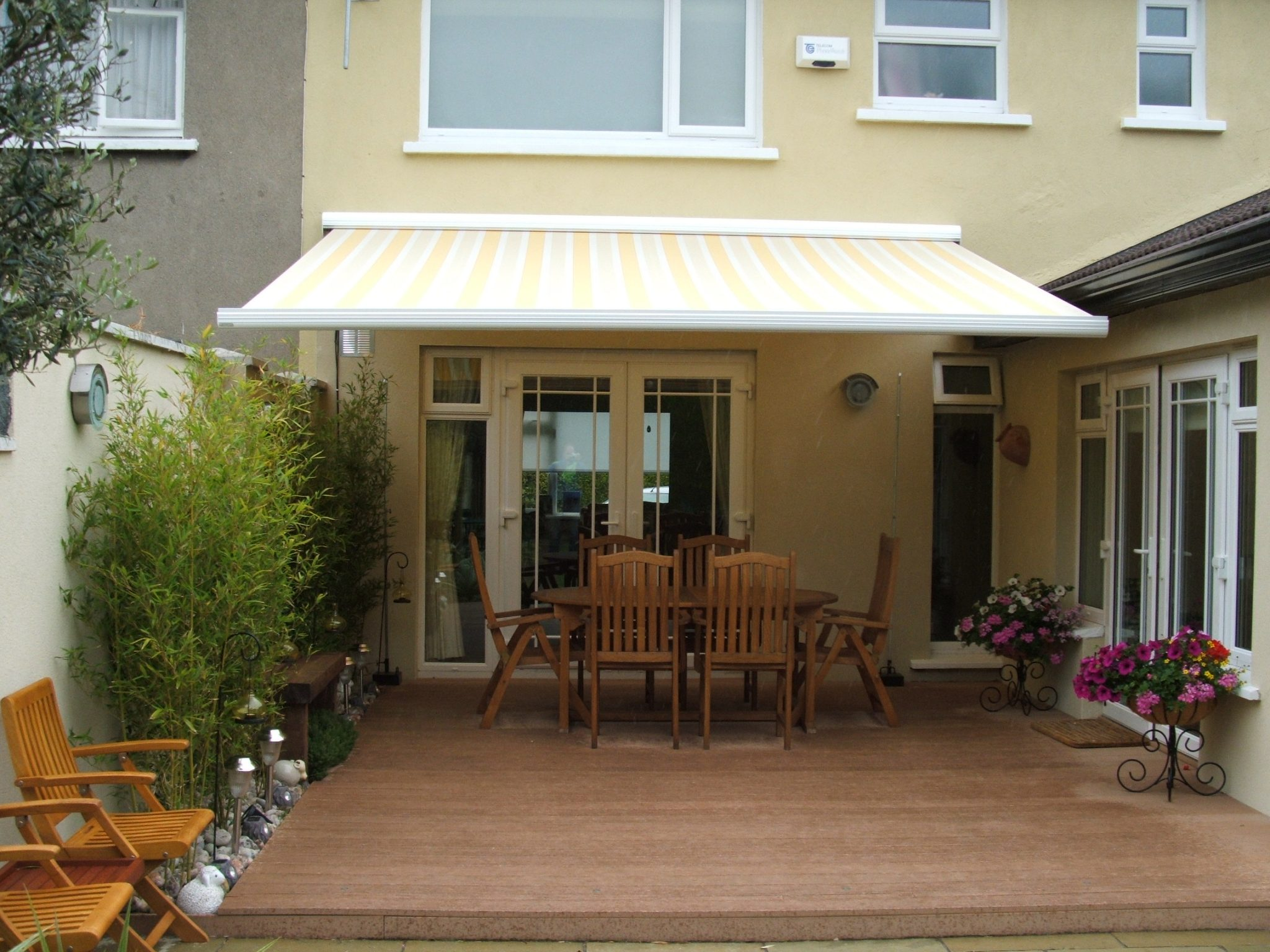 domestic patio awnings terrace covers aspiration blinds