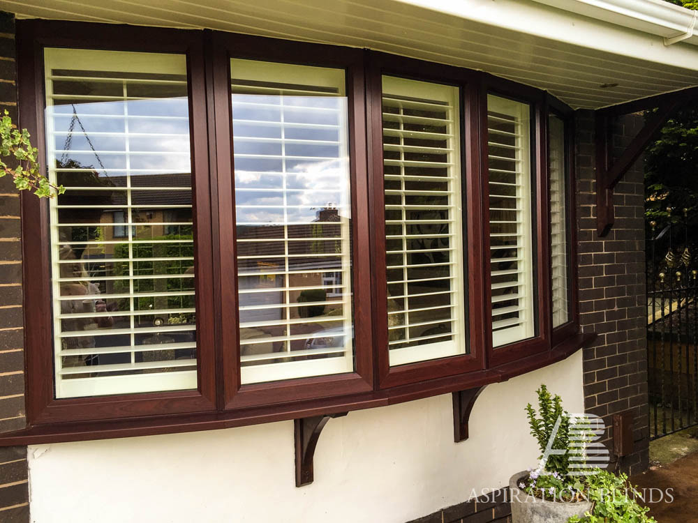 Bay Window Shutters Shutters By Aspiration Blinds