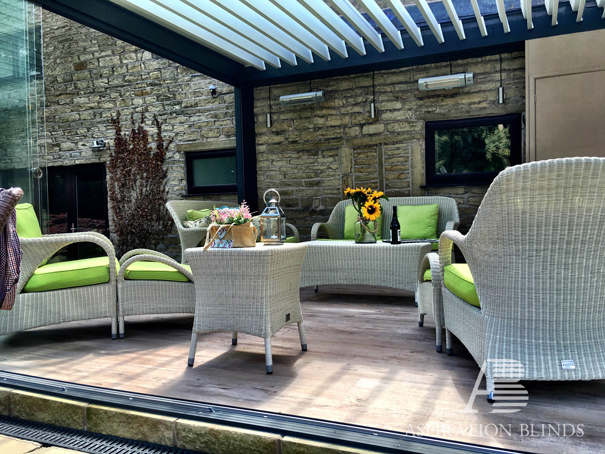 Outdoor Living Area Bespoke UK