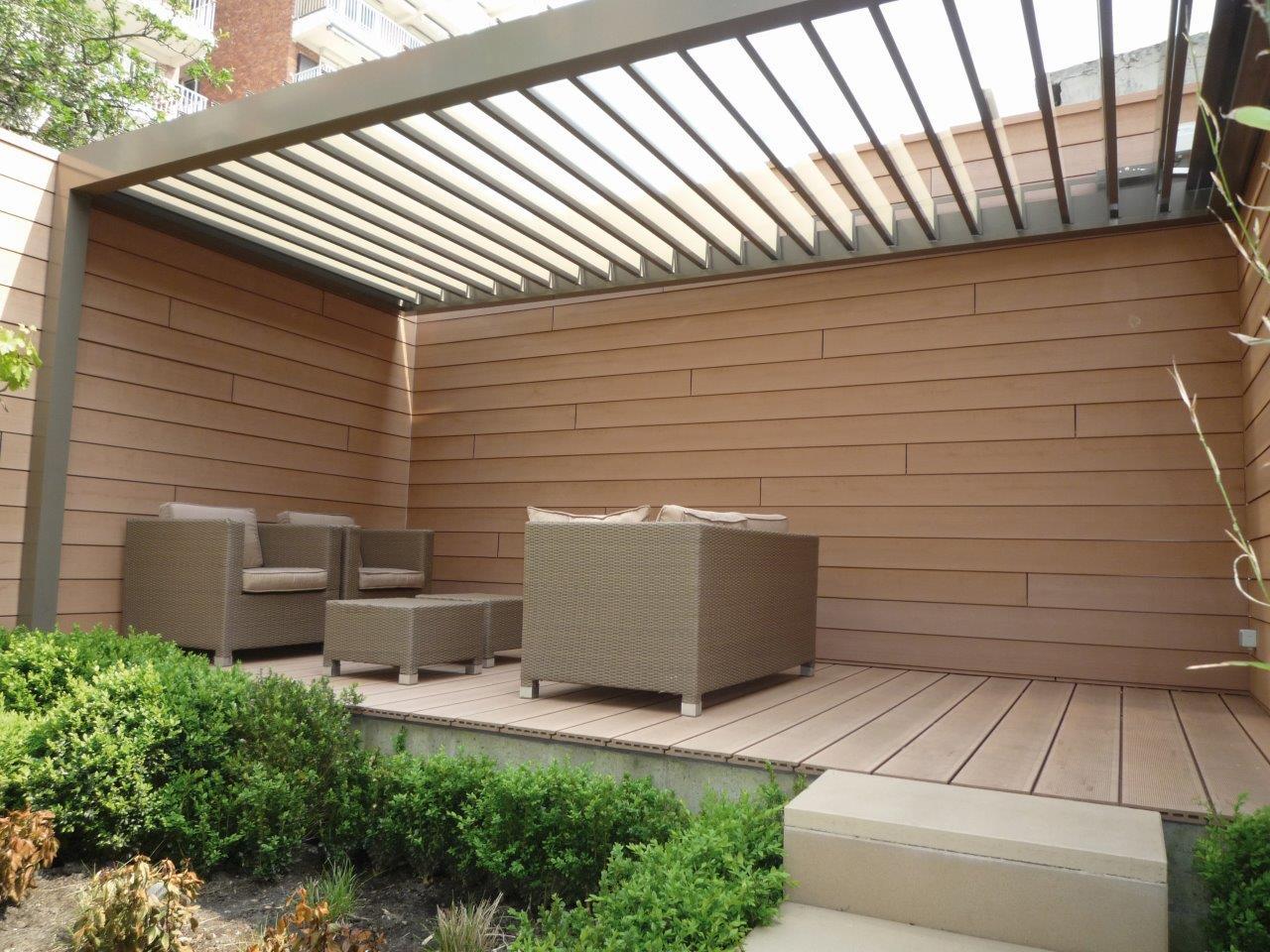 Outdoor Living Louvered Verandas Roof Systems Aspiration