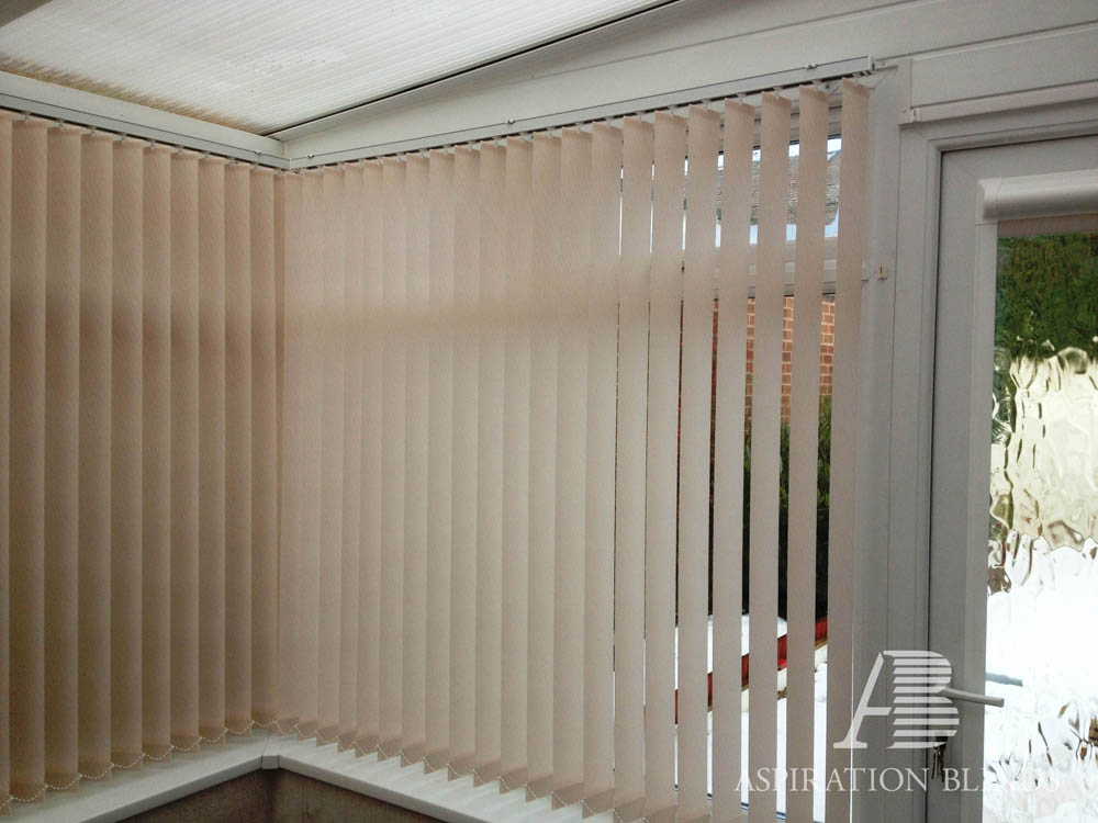 Vertical Blinds Aspiration Blinds In Bolton