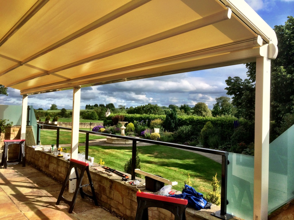 Retractable Canopies - Aspiration Blinds in Bolton