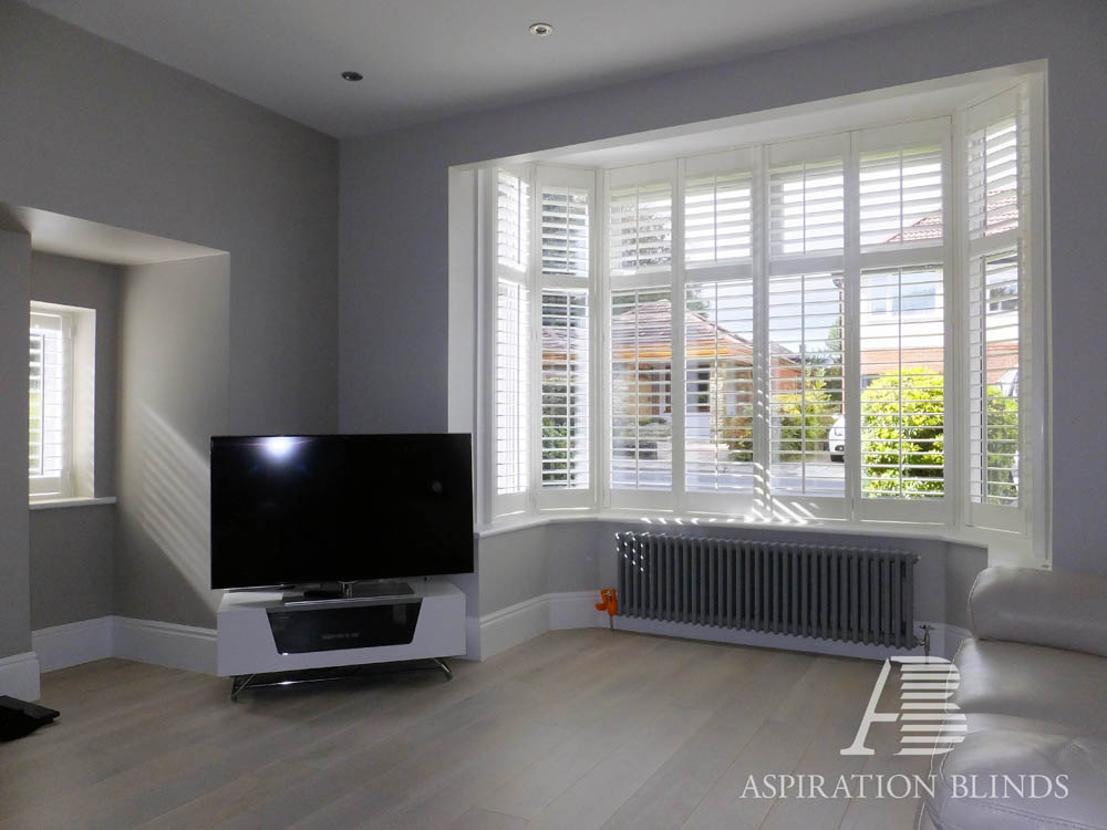 Bay Windows Aspiration Blinds In Bolton