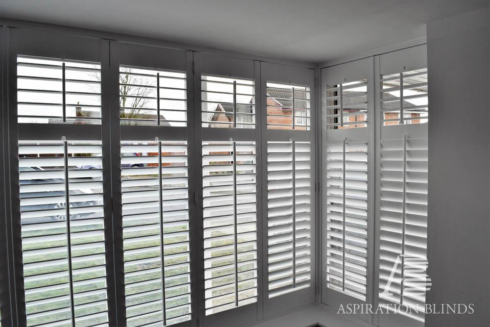Bay Windows Aspiration Blinds In Bolton